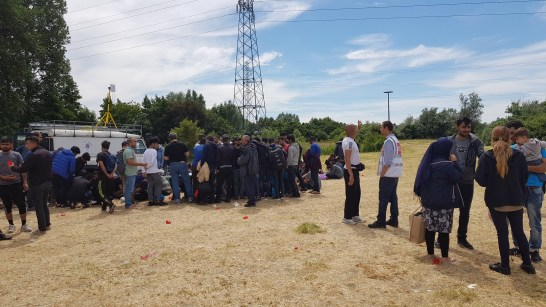 Refugee Week to Calais 6 - Copy